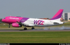 Wizz Air has just started scheduled Stavanger - Szczecin - Stavanger flights