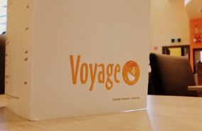 Voyage Cafe - hall główny