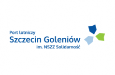 New logo of the Szczecin-Goleniów Airport